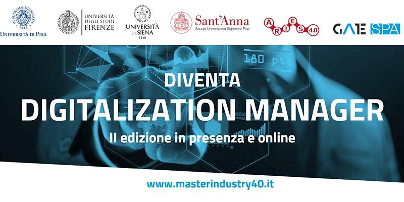 Evento di presentazione della nuova edizione del Master Industry 4.0 Design